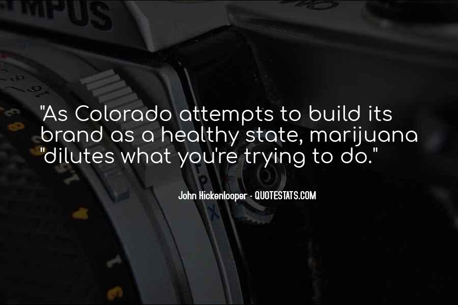 Quotes About The State Of Colorado #1587848