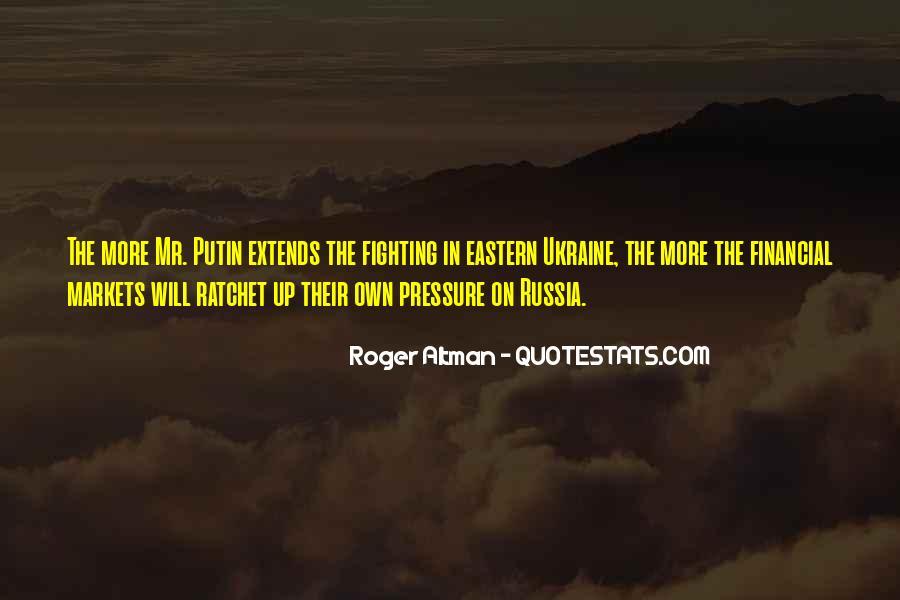 Quotes About Putin Ukraine #1164657