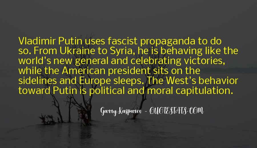 Quotes About Putin Ukraine #1510857