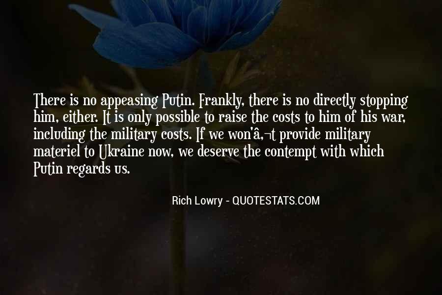 Quotes About Putin Ukraine #758826