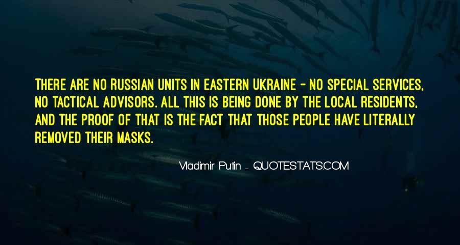 Quotes About Putin Ukraine #876933
