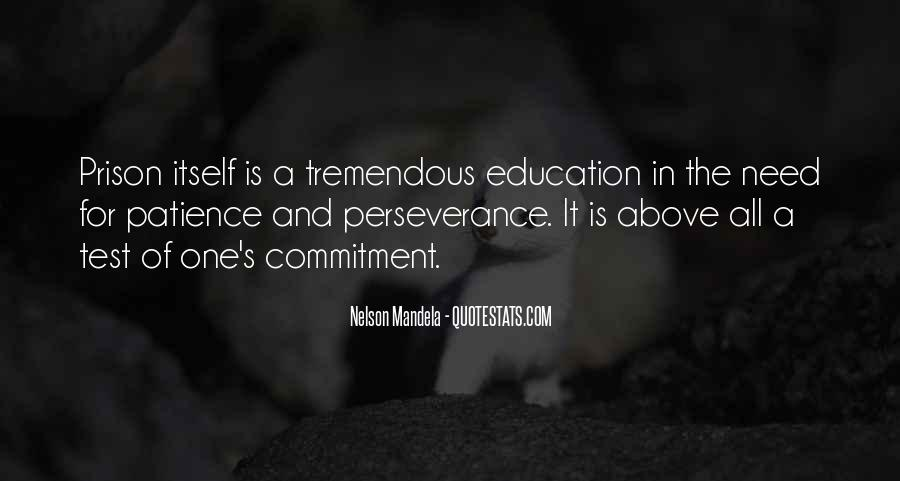 Quotes About Education By Nelson Mandela #267258