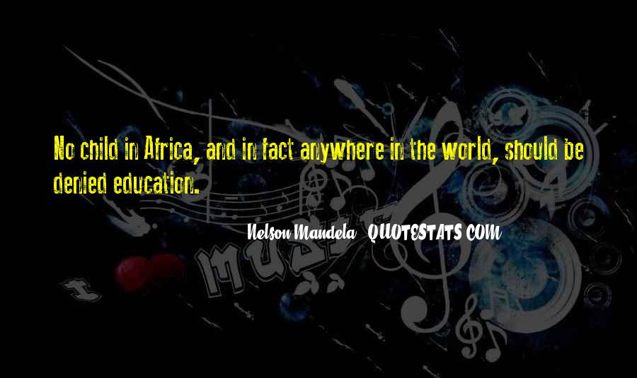 Quotes About Education By Nelson Mandela #991153