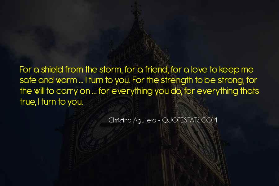 Quotes About A True Friend #147548