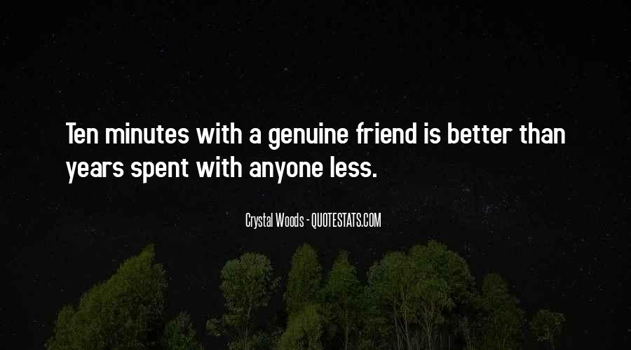 Quotes About A True Friend #272753