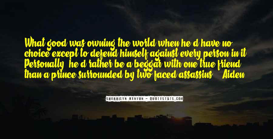 Quotes About A True Friend #311984