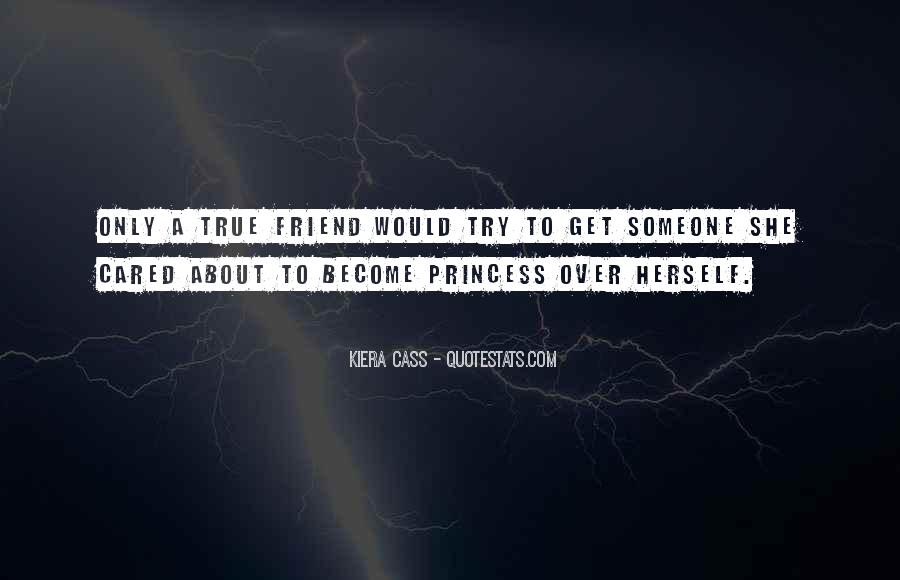 Quotes About A True Friend #334787