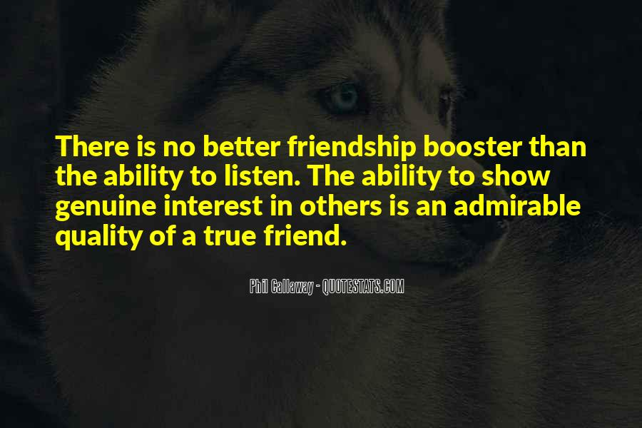 Quotes About A True Friend #606272