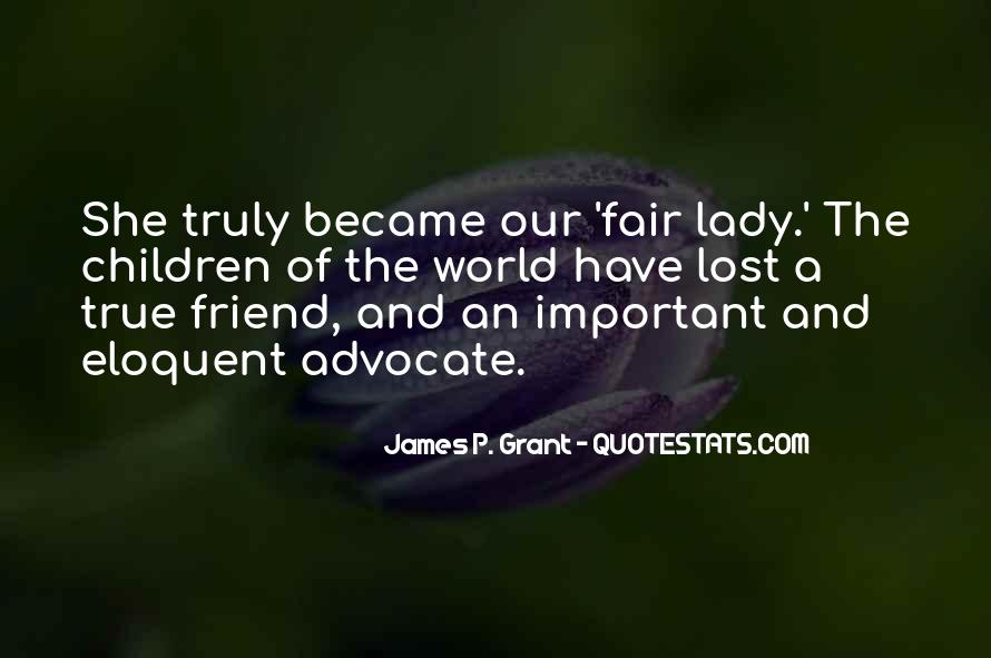 Quotes About A True Friend #85693