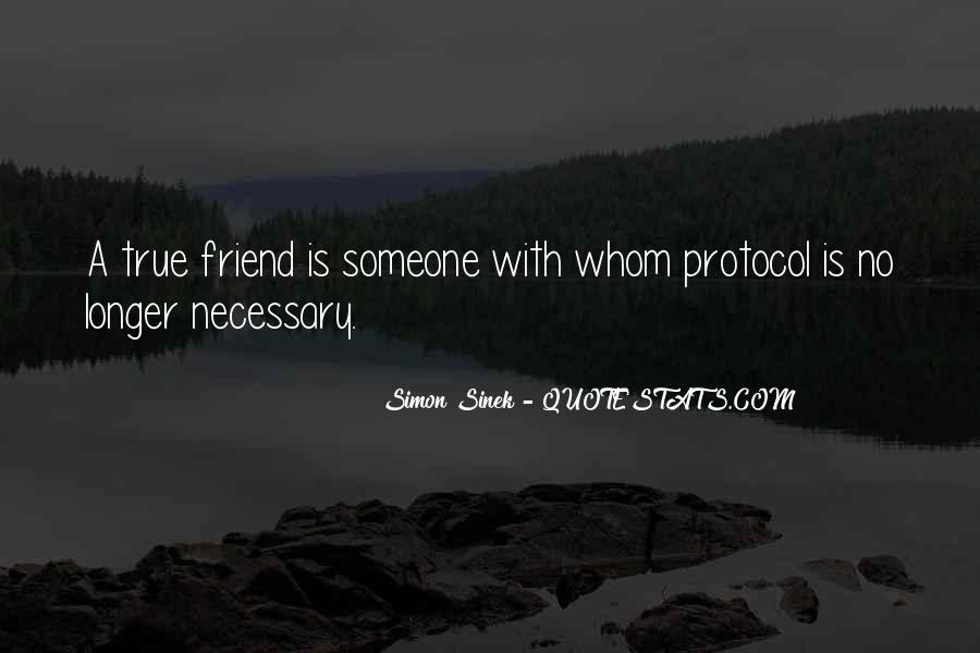 Quotes About A True Friend #88689