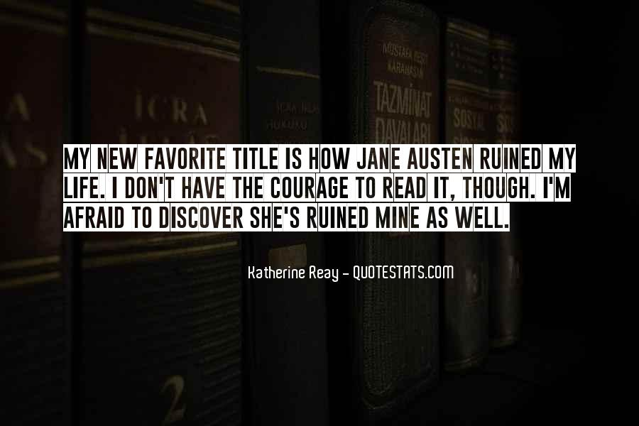 Quotes About Jane Austen's Books #1021583