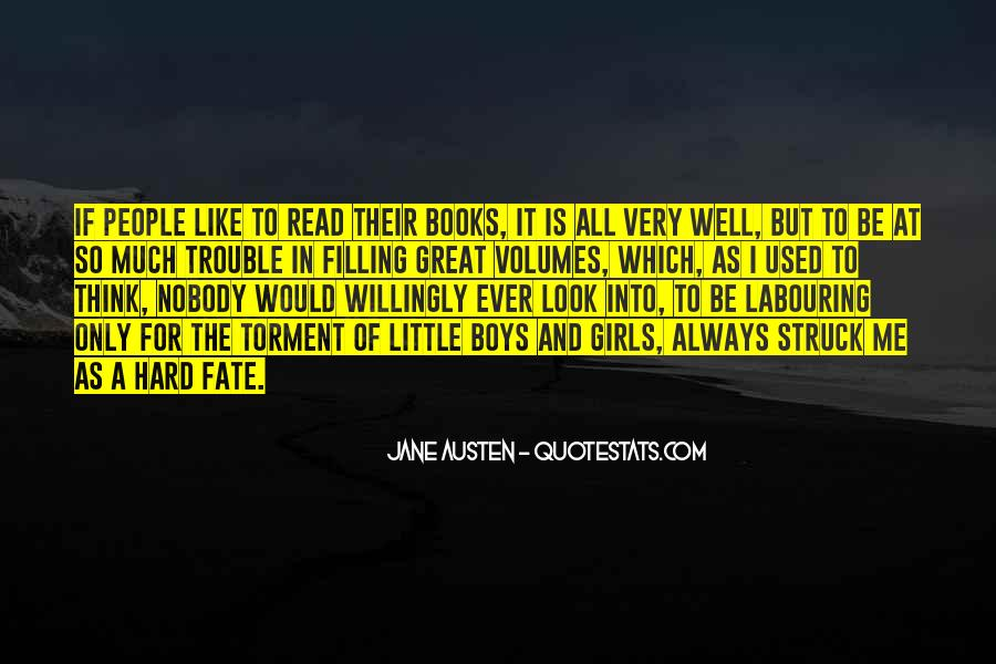 Quotes About Jane Austen's Books #1172126