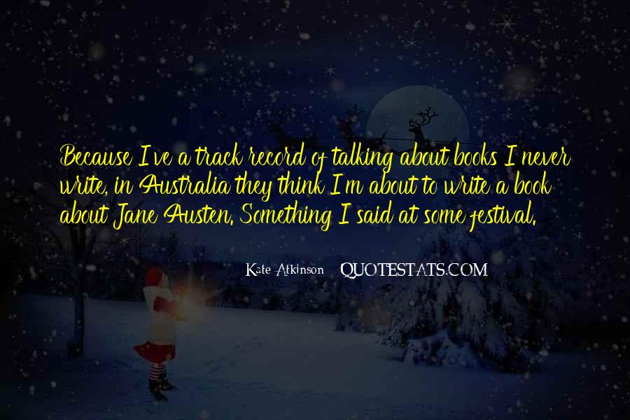 Quotes About Jane Austen's Books #1544012
