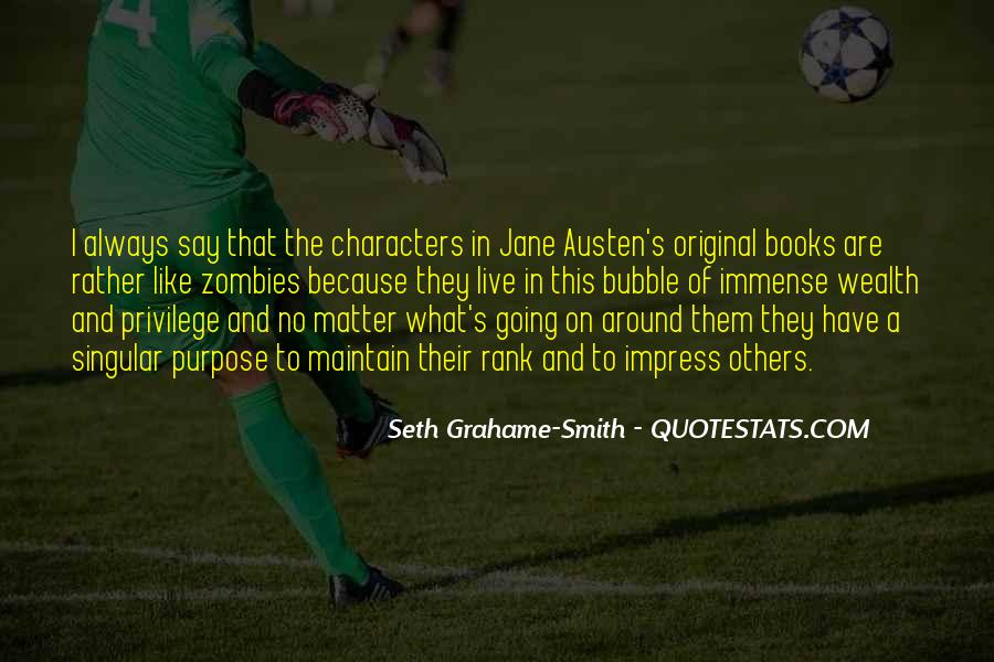 Quotes About Jane Austen's Books #1606136