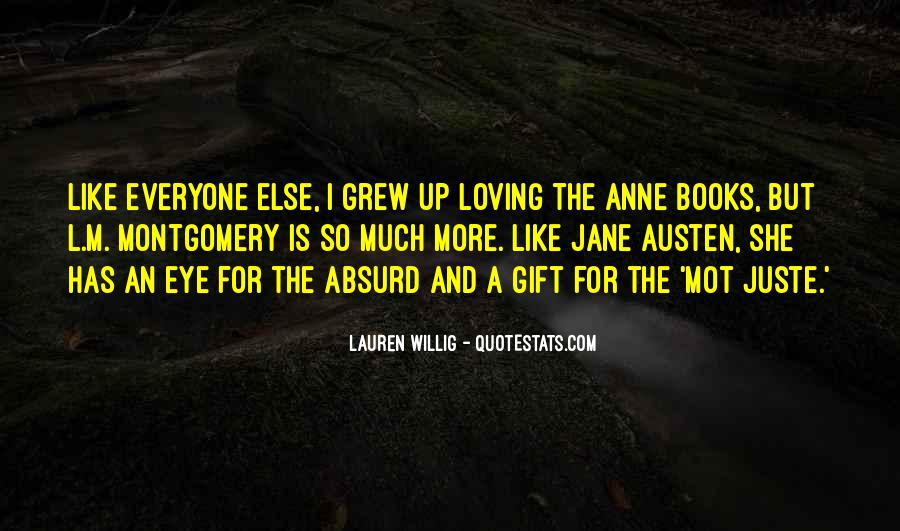 Quotes About Jane Austen's Books #1628880