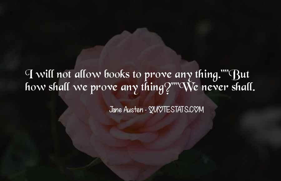 Quotes About Jane Austen's Books #1802483