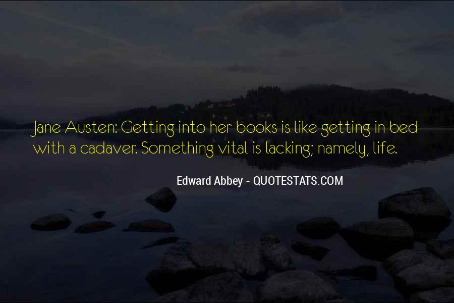 Quotes About Jane Austen's Books #241980