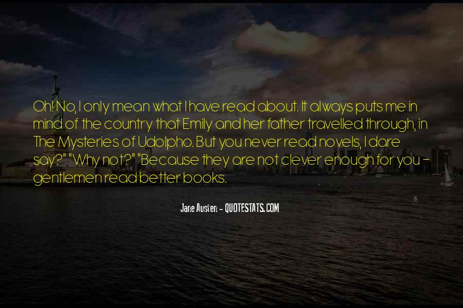 Quotes About Jane Austen's Books #30626
