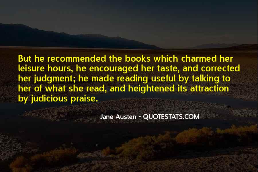 Quotes About Jane Austen's Books #604968