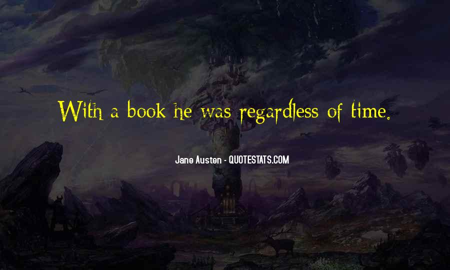Quotes About Jane Austen's Books #629572