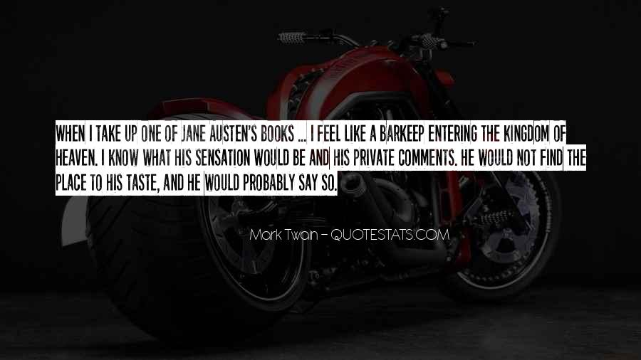Quotes About Jane Austen's Books #725081