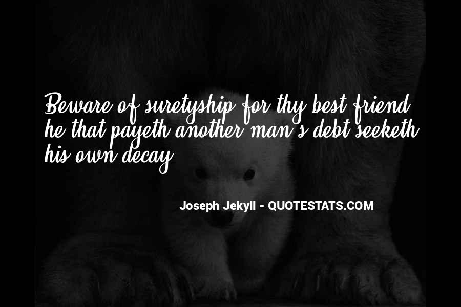 Quotes About Jekyll #1005367