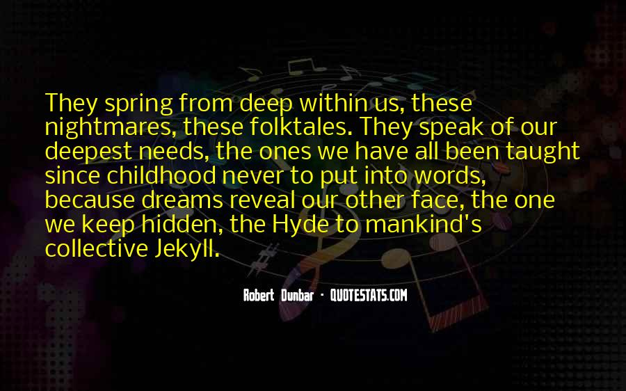 Quotes About Jekyll #1090968
