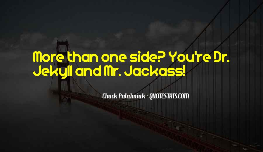 Quotes About Jekyll #1133068