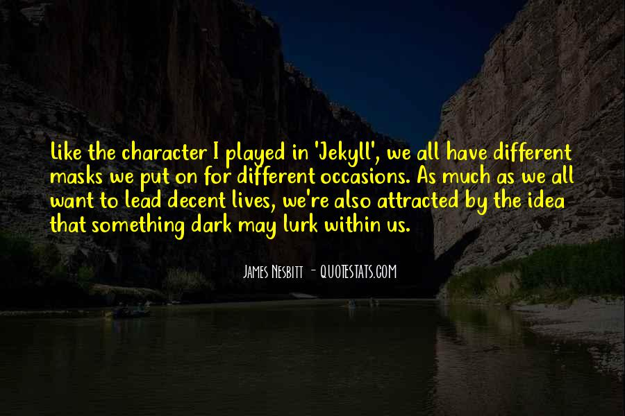 Quotes About Jekyll #621018