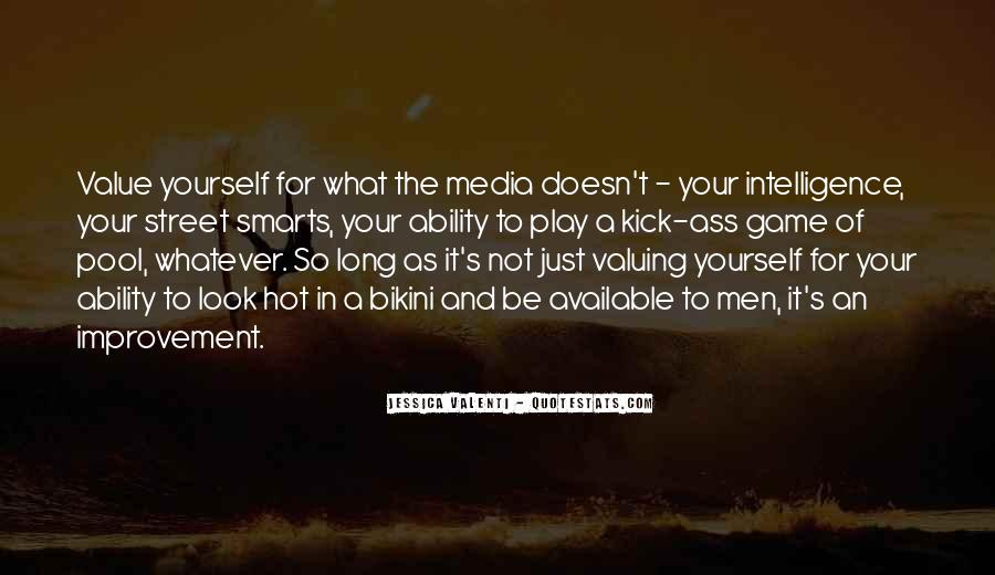 Quotes About The Media And Body Image #1356265