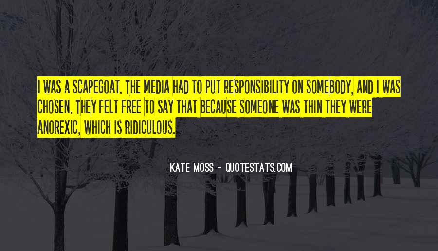 Quotes About The Media And Body Image #219120