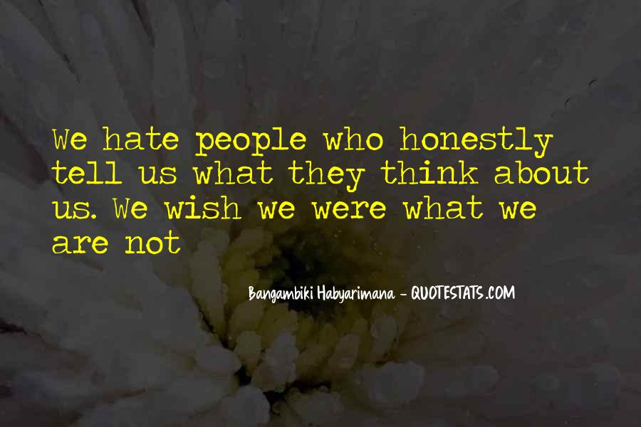 Quotes About Haters Hating On You #202947