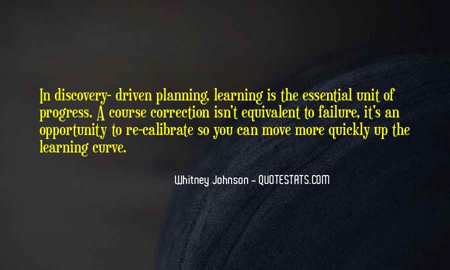 Quotes About Career Planning #1131271