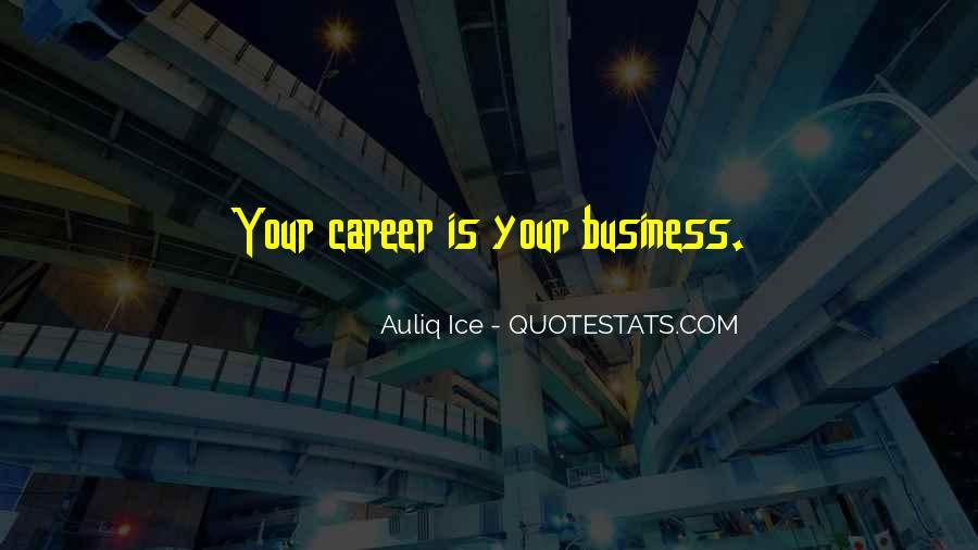 Quotes About Career Planning #1402465