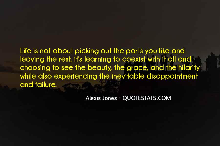 Quotes About Picking And Choosing #1411768