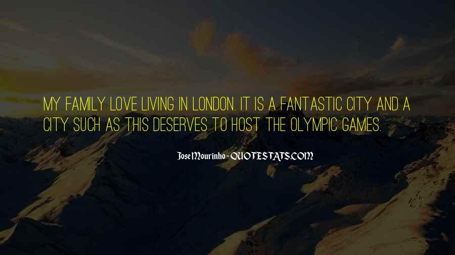 Quotes About Living In The City #1079931
