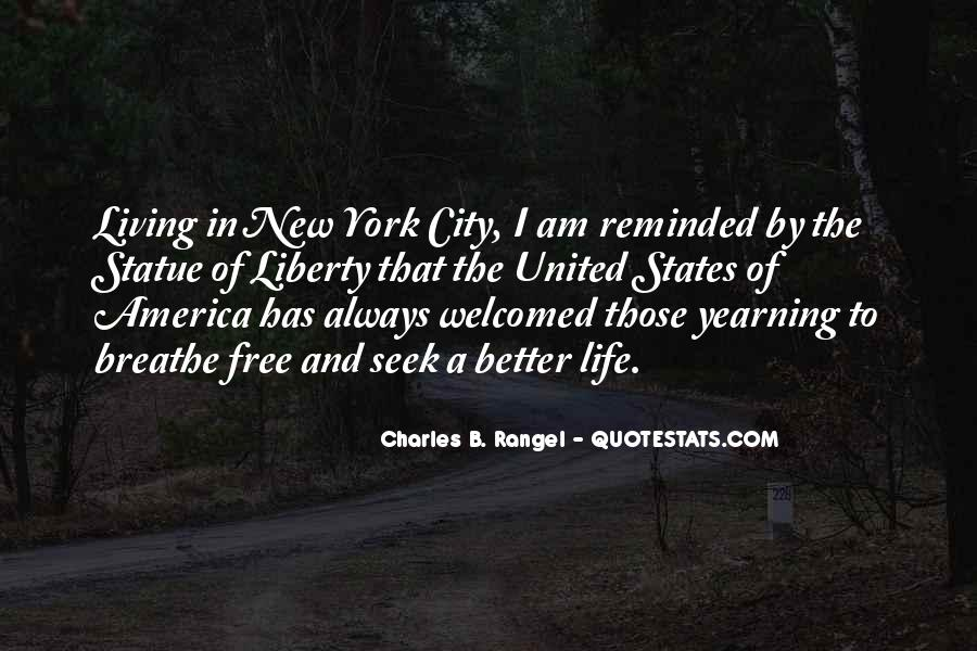 Quotes About Living In The City #630276