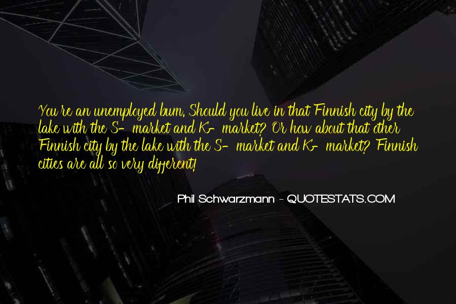 Quotes About Living In The City #747441