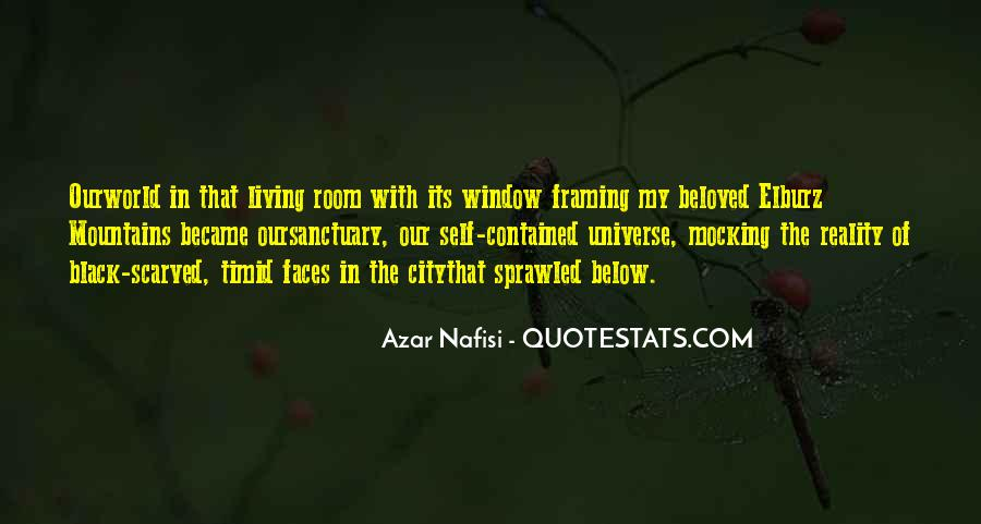 Quotes About Living In The City #853051