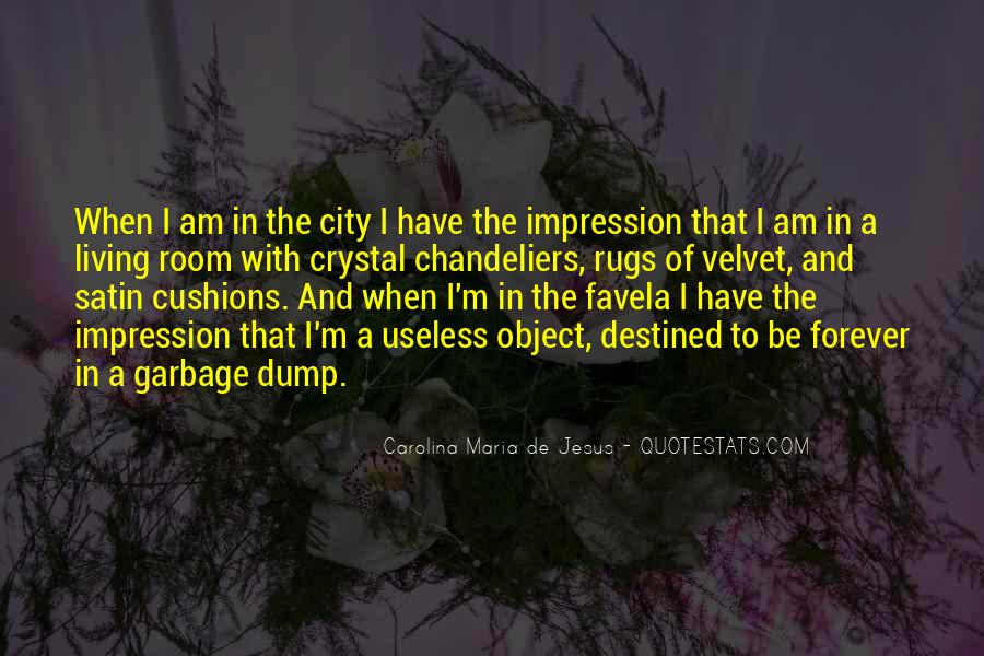 Quotes About Living In The City #945795