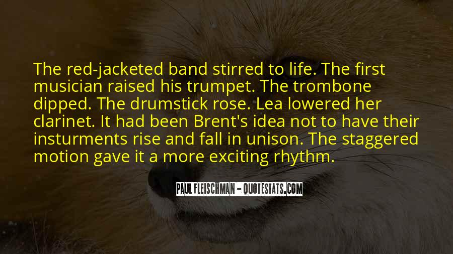 Quotes About Drums And Life #1100978