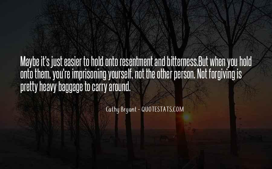 Quotes About Not Forgiving Yourself #1360818