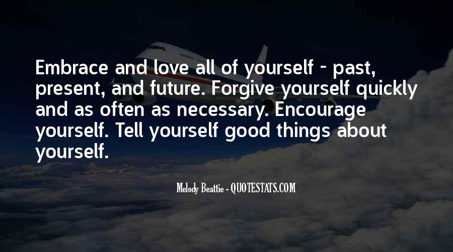 Quotes About Not Forgiving Yourself #47176