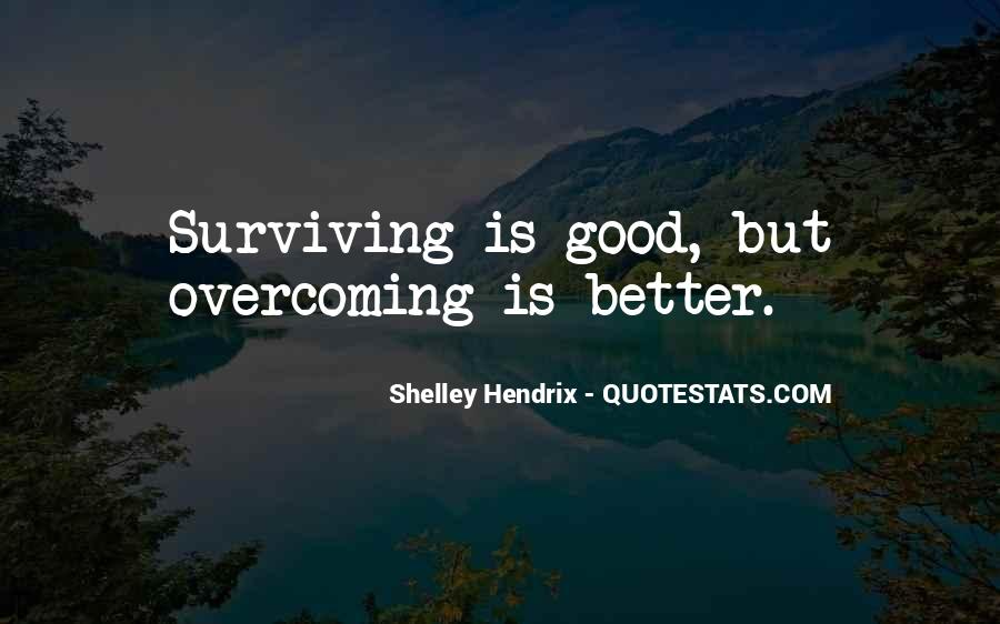 Quotes About Overcoming Insecurity #657376
