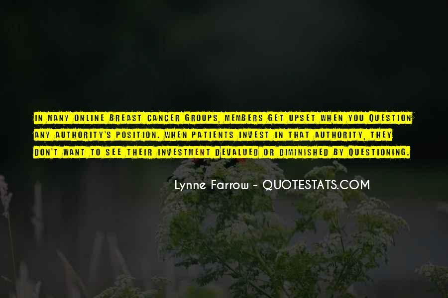 Quotes About Questioning Authority #1256001