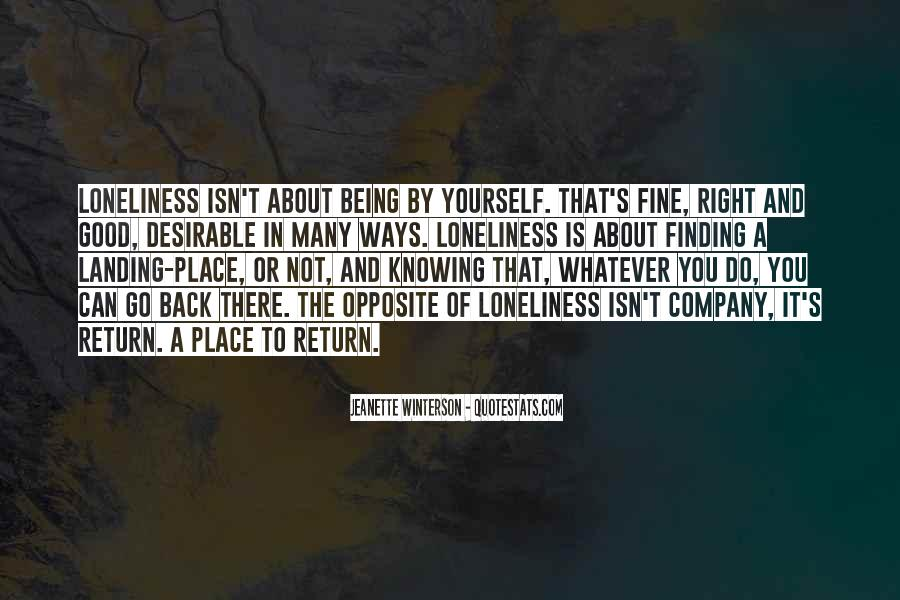Quotes About Finding Yourself #140397