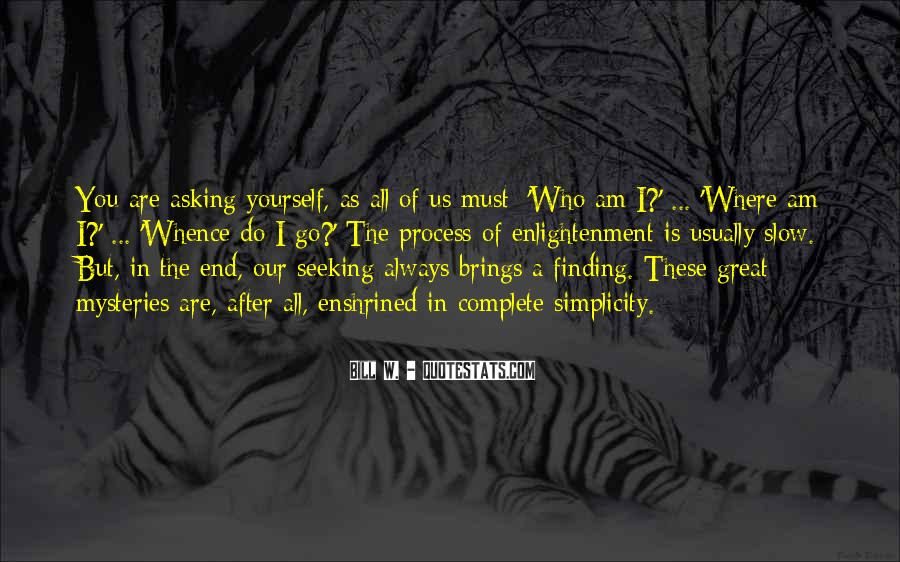 Quotes About Finding Yourself #292890