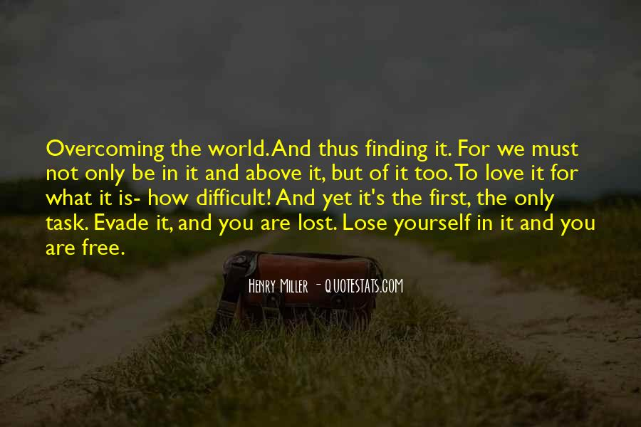 Quotes About Finding Yourself #311286