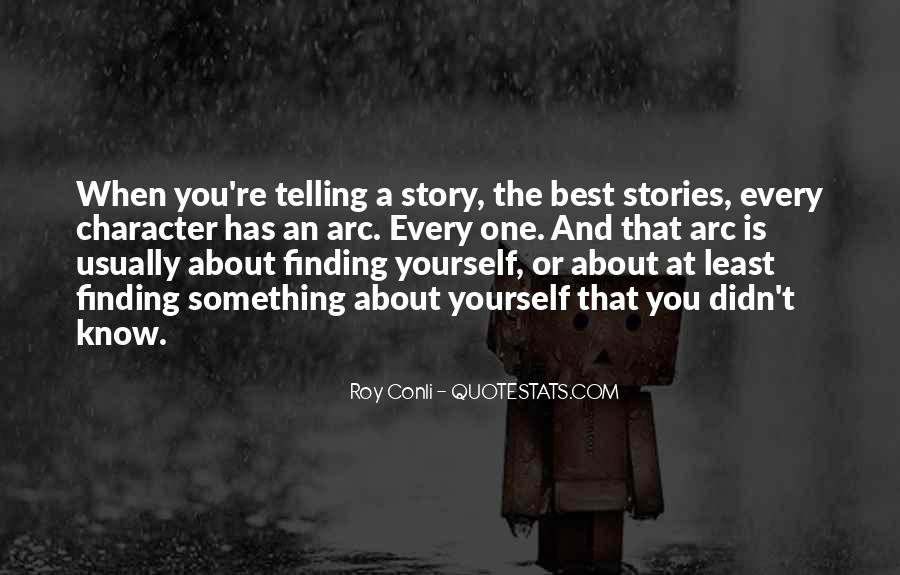 Quotes About Finding Yourself #342109