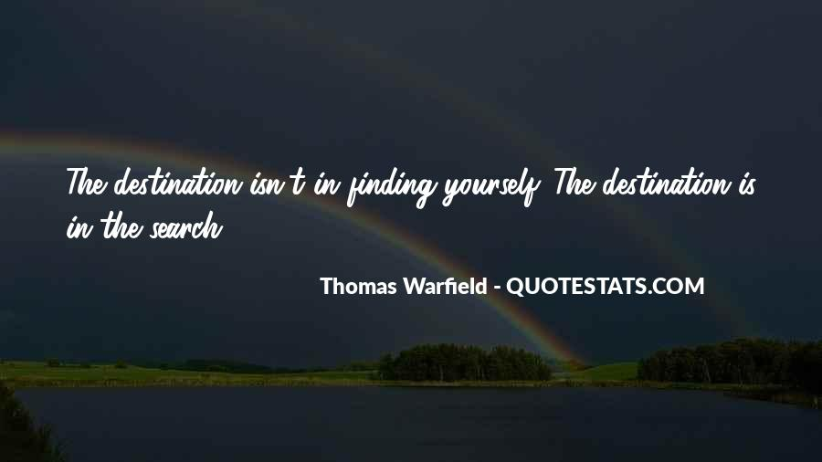 Quotes About Finding Yourself #411661